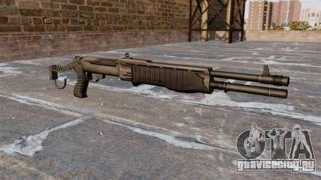 Ружьё Franchi SPAS-12 Armageddon v2.0 для GTA 4