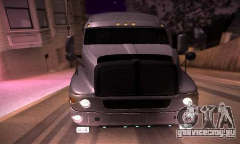 Kenworth T2000 v2.9 для GTA San Andreas колёса