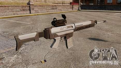 Автоматическая винтовка ACR для GTA 4 второй скриншот