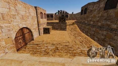 Локация Counter-Strike De_Dust2 для GTA 4 пятый скриншот