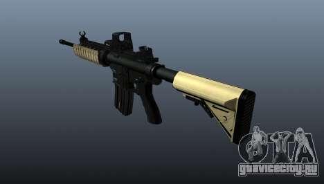 Автоматический карабин M4A1 для GTA 4