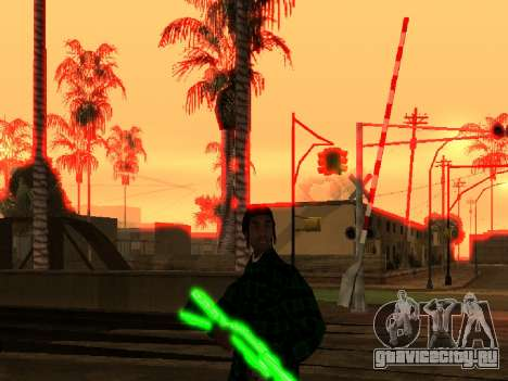 Color Mod для GTA San Andreas