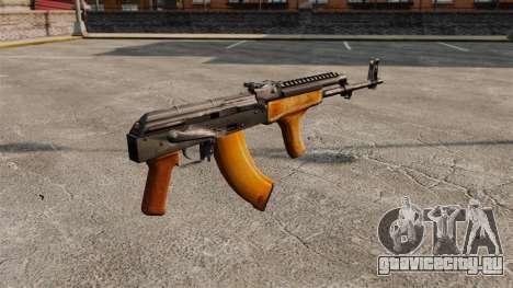 Автомат AK-47 v6 для GTA 4 второй скриншот