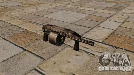 Гладкоствольное ружьё Protecta для GTA 4