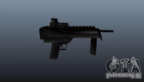 Пистолет-пулемёт Half-Life для GTA 4 третий скриншот