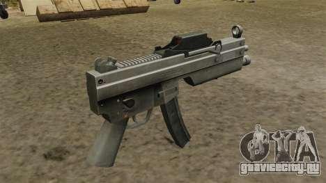 Пистолет-пулемёт MP5 обновлённый для GTA 4 второй скриншот
