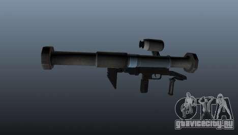 Противотанковый гранатомет Panzerfaust 3 для GTA 4 третий скриншот