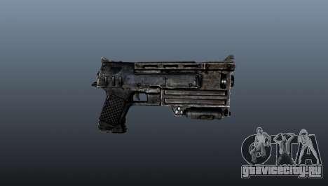 Пистолет 10mm для GTA 4 третий скриншот