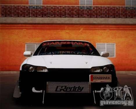 Nissan Silvia S15 JDM для GTA San Andreas вид справа