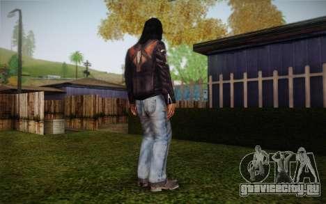 Байкер Томми из Prey для GTA San Andreas второй скриншот