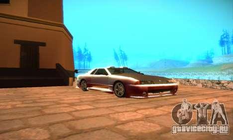 Elegy Hybrid для GTA San Andreas