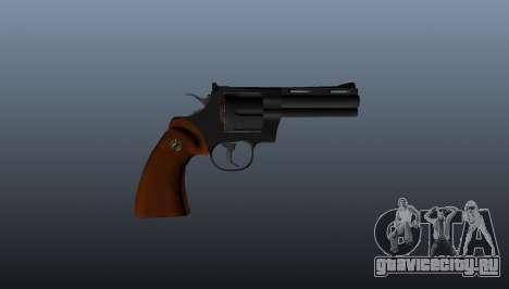 Револьвер Python 357 4in для GTA 4 третий скриншот