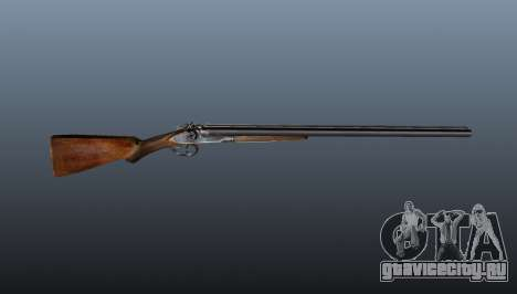 Охотничье двуствольное ружье ТОЗ БМ-16 для GTA 4 третий скриншот