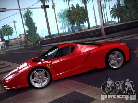 Ferrari Enzo 2003 для GTA San Andreas вид справа