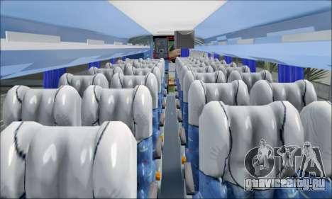 Marcopolo Paradiso G6 Tur-Bus для GTA San Andreas вид справа