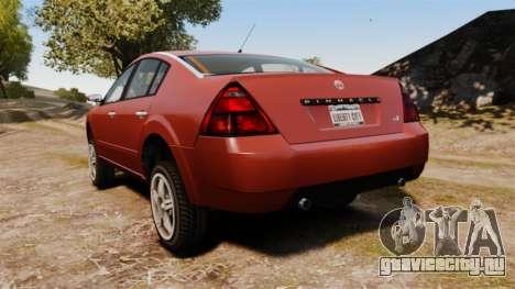 Pinnacle Off-road для GTA 4 вид сзади слева