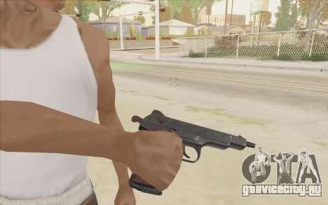 Beretta M9 v2 для GTA San Andreas