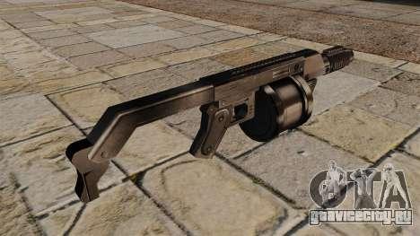 Ручной гранатомет MGL A-35 для GTA 4 второй скриншот