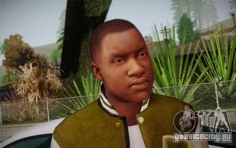 Скин Франклина v.2 для GTA San Andreas второй скриншот