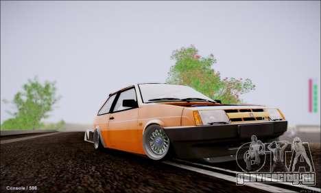 ВАЗ 21083 Low Classic для GTA San Andreas