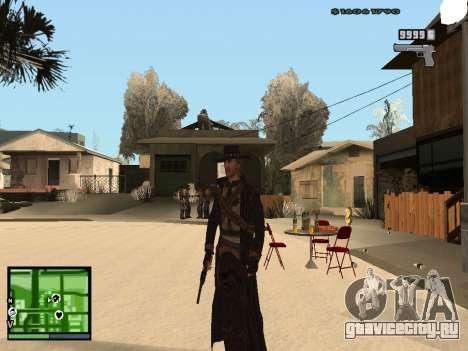 Рей МакКолл из Call Of Juarez для GTA San Andreas второй скриншот
