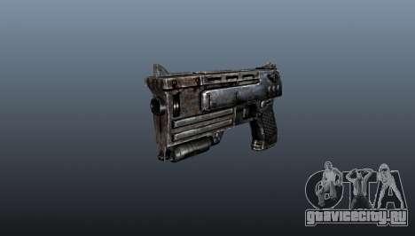 Пистолет 10mm для GTA 4