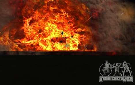 New Effects v1.0 для GTA San Andreas второй скриншот