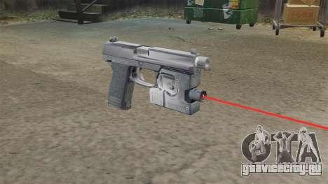 Пистолет H&K Socom MK23 для GTA 4