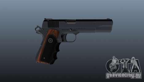 Полуавтоматический пистолет Hitman Silverballer для GTA 4 третий скриншот
