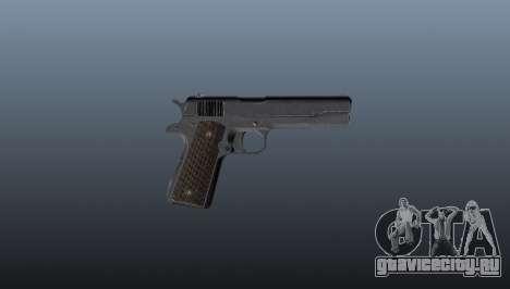 Пистолет M1911 для GTA 4 третий скриншот