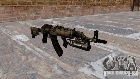 Автомат AK-47 GP-25 для GTA 4
