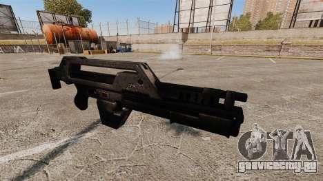 Импульсная винтовка M41A для GTA 4