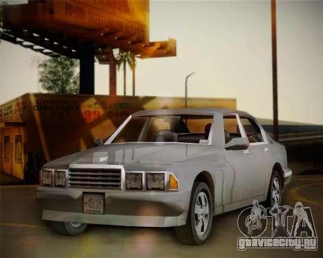 GTA III Kuruma для GTA San Andreas