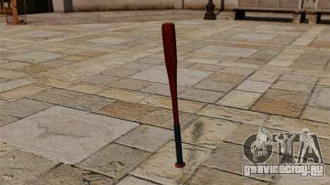 Деревянная бита для GTA 4