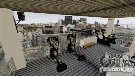 База выживания для GTA 4 второй скриншот