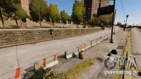 Liberty City Race Track для GTA 4 пятый скриншот