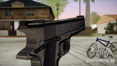 Colt Government 1911 для GTA San Andreas третий скриншот