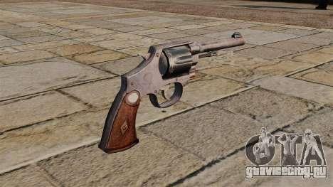 Револьвер М1917 для GTA 4 второй скриншот