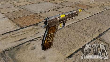Пистолет Cz75 для GTA 4 второй скриншот