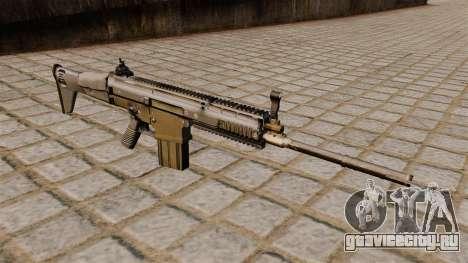 Винтовка FN SCAR-H для GTA 4