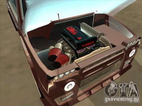 ВАЗ 1111 Ока для GTA San Andreas вид сбоку