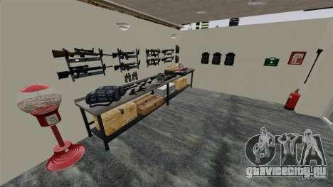 База выживания для GTA 4 двенадцатый скриншот