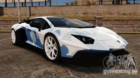 Lamborghini Aventador LP700-4 LE-C 2014 для GTA 4