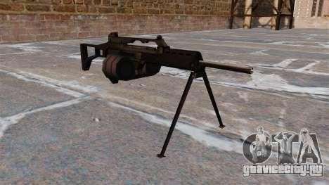 Штурмовая винтовка MG36 для GTA 4