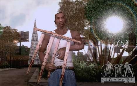 Табуретка для GTA San Andreas