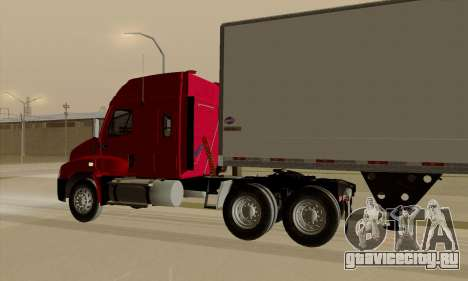 Freghtliner Cascadia для GTA San Andreas
