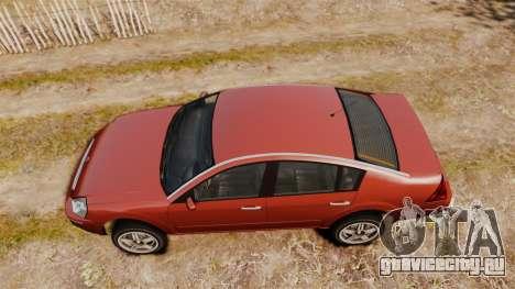Pinnacle Off-road для GTA 4 вид справа