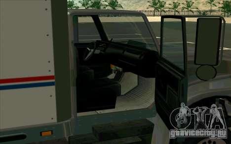 Yankee GTA 4 для GTA San Andreas вид сзади слева