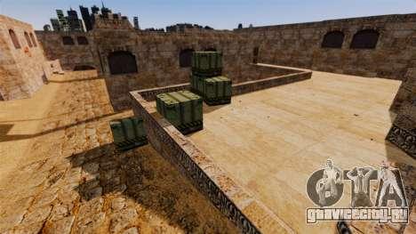 Локация Counter-Strike De_Dust2 для GTA 4 третий скриншот