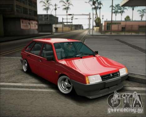 ВАЗ 2109 Stance для GTA San Andreas